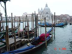 Gondola Park, Venice, Italy
