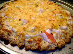 Cheddar Bay Crab Bake