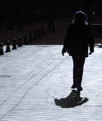sunbeam (raggio di sole) (gicol) Tags: light shadow luz sol walking ombra ground sombra backlit rayo sole sunbeam luce controluce brindisi pavimento raggio cammina piazzavittoria abigfave goldstaraward