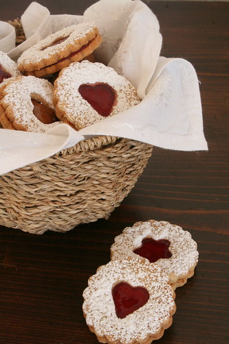Jam Cookies