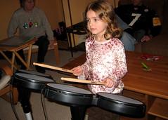 marisa drumming