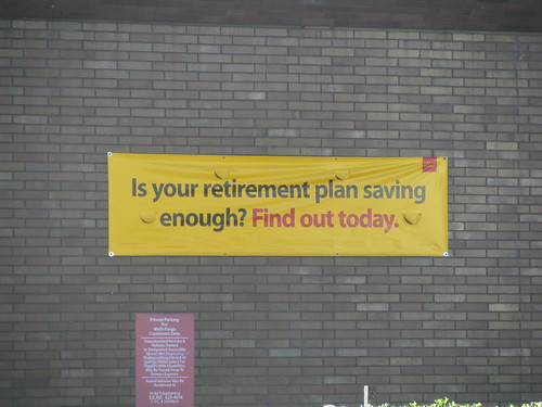 retirement planning English