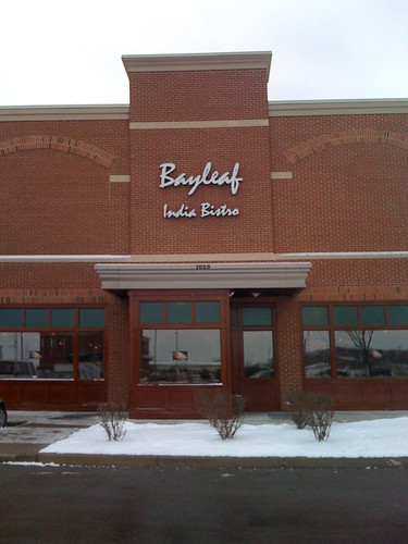 Outside of Bayleaf Indian Bistro