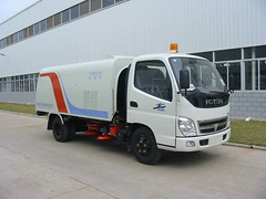 Street Sweeper,Longma (12) (echo2233) Tags: streetsweeper roadsweeper runwaysweeper roadcleaningvehicle roadcleaningmachine chinaspecialvehicle longmaspecialvehicle
