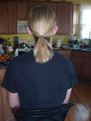 Ponytail After