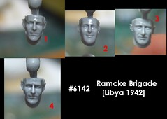 dml #6142 ramcke head