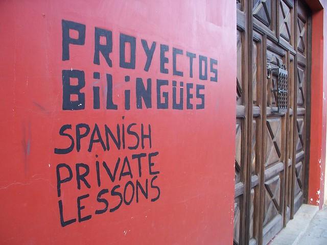 Spanish Lessons Antgua Guatemala Rolling Okie