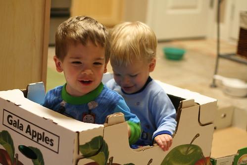 """""""Box Car"""""""