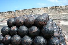 O Cannonballs!
