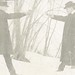 Jack Ellis Haynes and Dr. Henry Meyerdin Pointing Pistols at Each Other (Ca.1910)