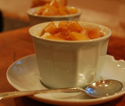 ricepudding with caramelised pears 2