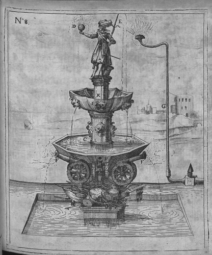 Heinrich Zeising - Theatri machinarum Erster - 1613 h