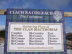 Clan MacThomas gathering place