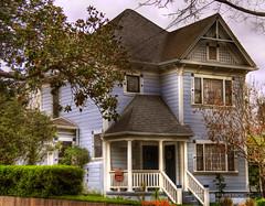 old house in santa barbara (Kris Kros) Tags: photoshop photography high dynamic kris range hdr kkg cs4 photomatix kros kriskros 5xp kkgallery