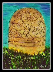 The Turot Stone by Cat-Art (Cat-Art) Tags: ireland art galway pagan irishart catart abigfave imagesofireland catshatwell imagesfromireland turotstone theturotstonebycatart catart~catshatwell catart~catrionashatwell catrionashatwell~northernireland catart~northernireland catrionashatwell~catart~ireland wwwdoublevisionimageswebscom