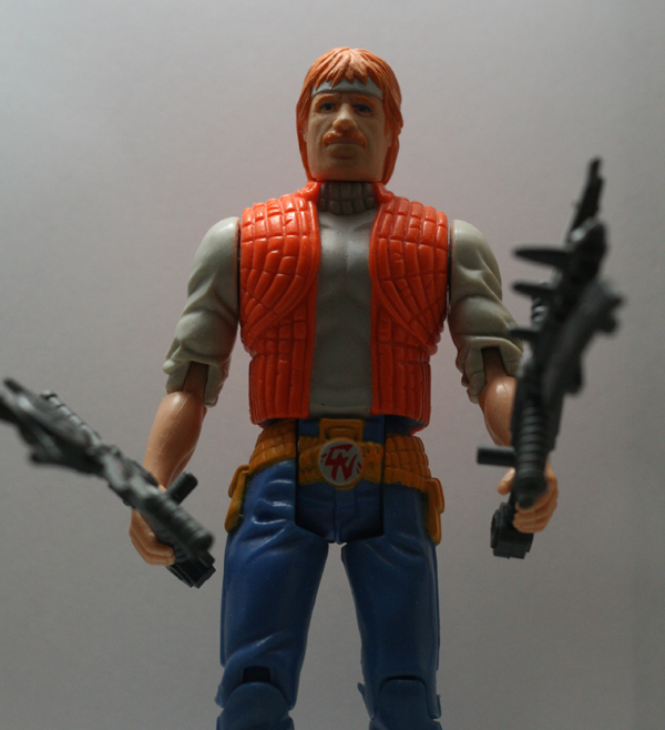 3364920380 1e09d4b693 o Vintage Toy Of The Week:  Chuck Norris Undercover Agent