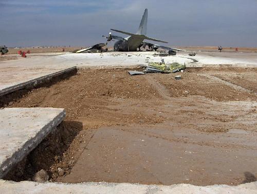 not a good landing