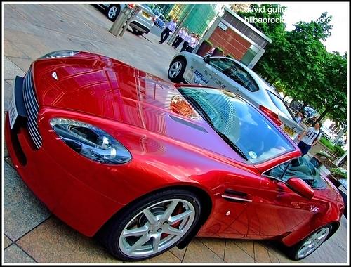 Aston Martin Spor Otomobil Resimleri.
