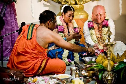 Sankari and Jeff- Hindu Ceremony