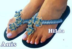 Anis (Hilldinha) Tags: flip havaianas flop sandal sandalias sandlia havainas customizadas sandaal bordadas pedrarias havaianascustomizadas chineloscustomizados sandaliascustomizadas