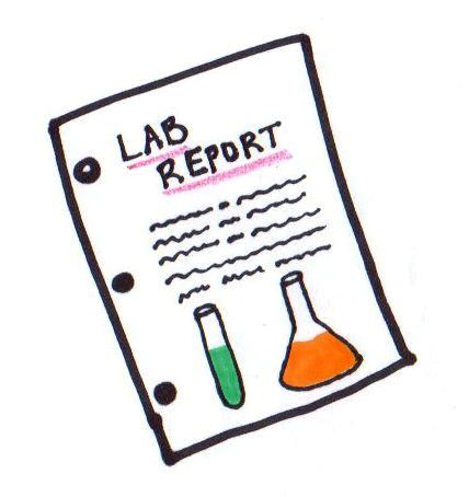 following headings report the same report writing lab reports to ...