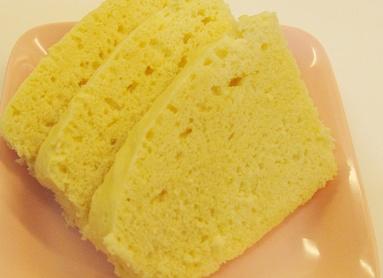 Steamed Sponge Cake 1
