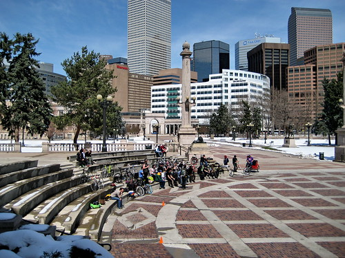 Civic Plaza Park, Denver CO