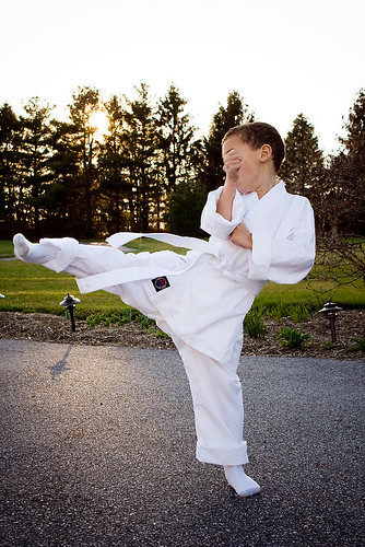 Karate - 89/365 - March 30