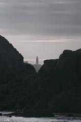 torre de hercules (Darkmelion) Tags: españa santacruz landscape coruña paisaje galicia paseomaritimo torredehercules d90 burgo espaa corua