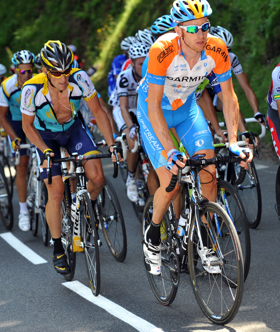 Bradley Wiggins - Tour de France 2009, stage 9