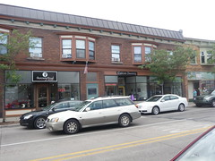 East Fulton storefronts (creed_400) Tags: street summer west michigan district july grand rapids east shops storefronts fulton businesses