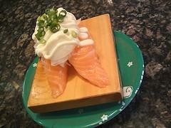 高級回転寿司