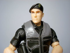 G.I. Joe: RoC C2 W2  Sgt. Stone  Close Up (BurningAstronaut) Tags: stone modern real gijoe toy roc cobra action joe special american hero figure era rise gi forces sgt loose commando realamericanhero modernera riseofcobra sgtstone specialforcescommando