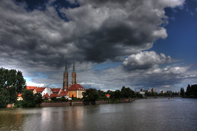 Clouds over the Cathedral