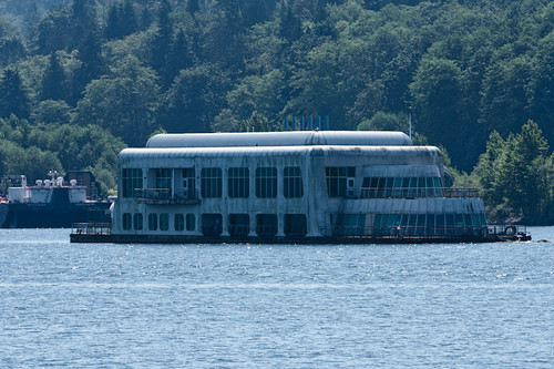 the McBarge of Expo 86