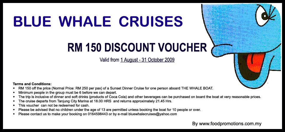 Blue whale cruises