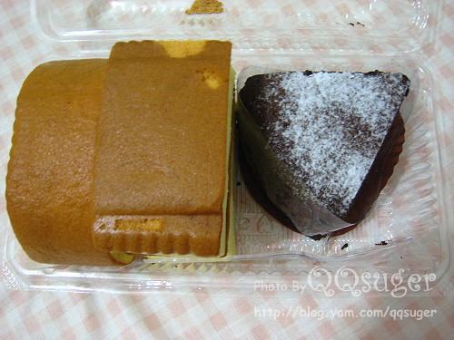 你拍攝的 橘村屋蛋糕。