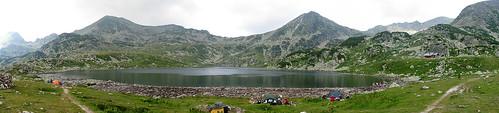 Bucura lake #1