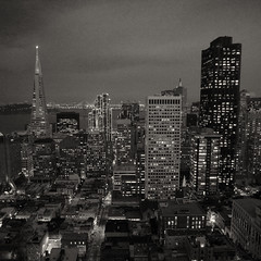 You Told Me That (Thomas Hawk) Tags: sanfrancisco california blackandwhite bw usa architecture blackwhite unitedstates 10 unitedstatesofamerica william fav20 transamerica transamericapyramid transamericabuilding pereira bofabuilding johnportman embarcaderocenter fav10 williampereira 555californiast 555californiastreet fav25 pietrobelluschi skidmoreowingsandmerrill williamlpereira pereria superfave wursterbenardiandemmons