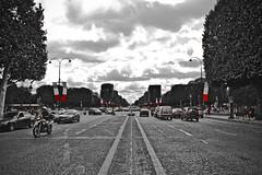 Paris - 20 (EDimagestudios) Tags: bw paris france photography nikon europe tour d70 louvre champs arc triomphe eiffel du adobe 16 arrondissement elysees lightroom