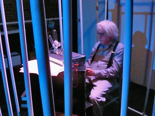 BATHROBE - Frank In His Cell