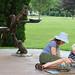 arthur oakley sitting fountain_072