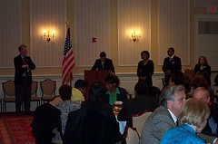 2009 District 23 Legislative night in Annapolis