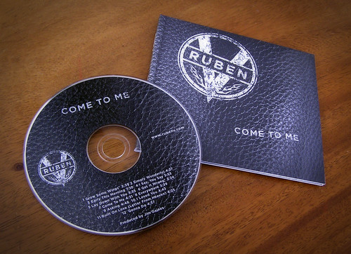 New Ruben V CD!