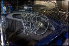 Cobra 1 (Charlieboy33) Tags: cars hdr steeringwheel accobra