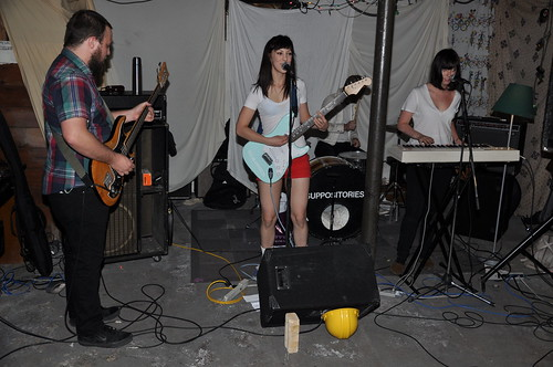 Peach Kelli Pop at Cozzie's