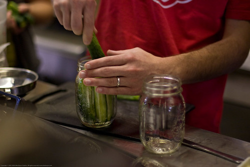 Canvolution: making pickles