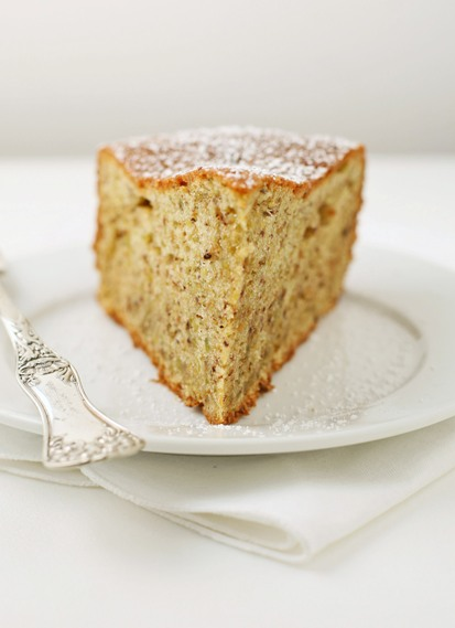Pistachio, Yogurt and Olive Oil Cake