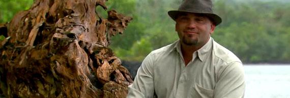 Survivor Samoa Russel H.