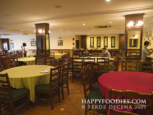 Seroni Restaurant Interiors